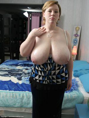 Big Natural White Tits - Love'em..