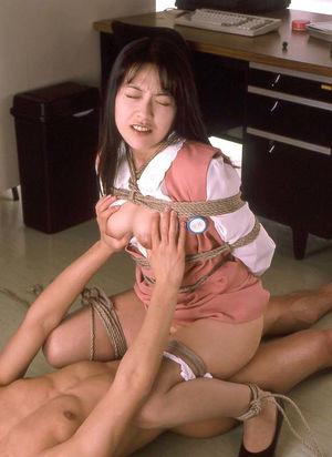 Japanese Bondage, Sex and Submission..