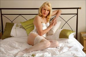 Beautiful mature model Anne Atkinson 2..
