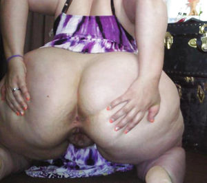 SDRUWS2 - GRANNY SPREAD ASS AND ASS GAPE