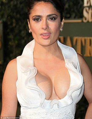 Actress with biggest breast - Naked..