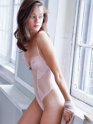 Sexy model Monika Jagaciak for..