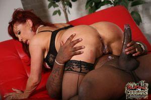 Interracial mature sex - Pichunter