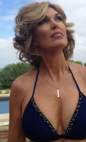 Random non nude matures bathing suit..