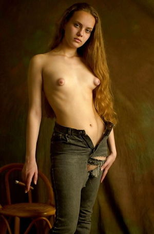 Slim Cute Girls Pussy & Tits - Pics -..