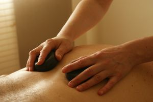 Hot Stone Massage - Nicky Shechter..