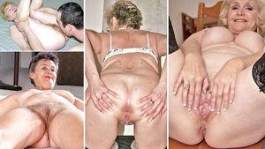 Granny mature nude sex - MILF