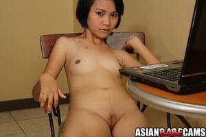 Sexy asain babes nude webcam-porno photo