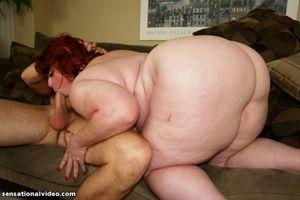 Dawn Davenport - Big Boobs BBW in a..