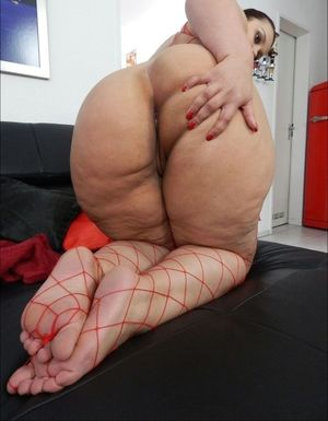 More Cushion for the Pushing.. Sexy BBW