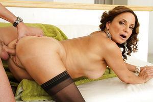 Rebecca Bardoux-Mature Goddess Of Porn..