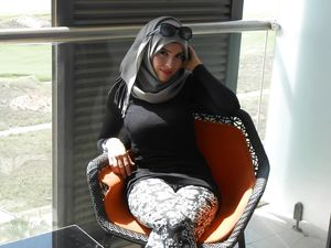Hot Middle-Eastern girls - Hijab..
