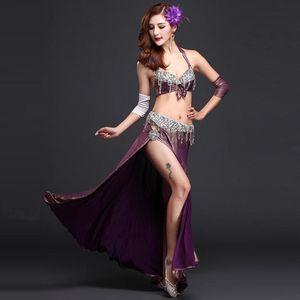 Hot Sexy 4pcs Belly Dancer Costume for..