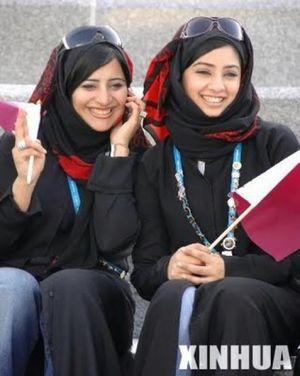Ontel Hordok: Arab Teenage Girls..