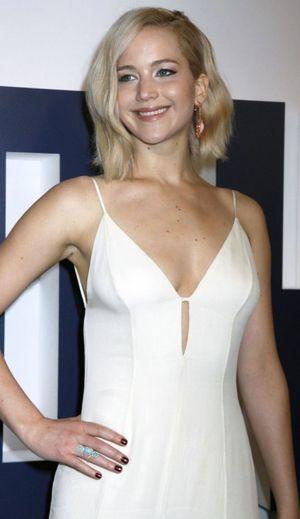 Jennifer Lawrence Jennifer? Jennifer..