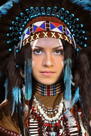 Indian Face Paint Meanings - Paint..