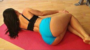 Models BIG BUTT Workout Plan!! Part 1