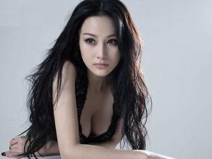 Viann Zhang Xinyu  Asian Girls..