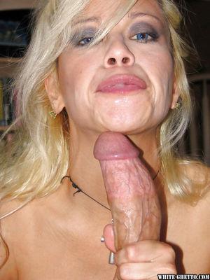 Big Tits Blonde Mature Alex Dane POV..