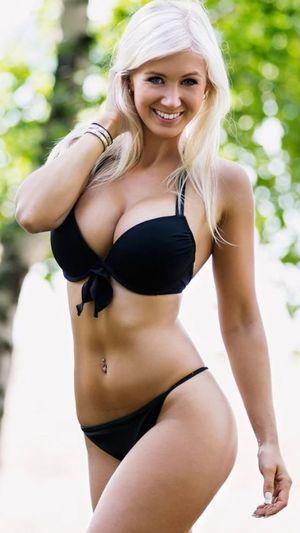 Jessica Edstrom Ufff Swimsuit..