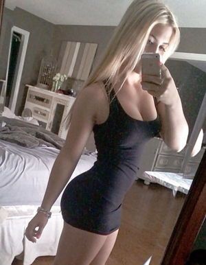 Sexy babes in tight dresses - 21 fotos..