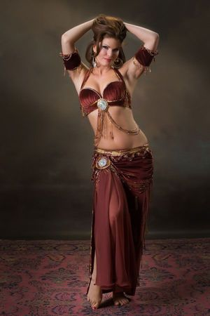 Belly Dance Costumes for Sale Bedleh..