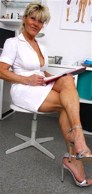 Linda Bareham High Heels Image Fap..