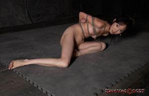 Hardtied bondage gallery: naked asian..