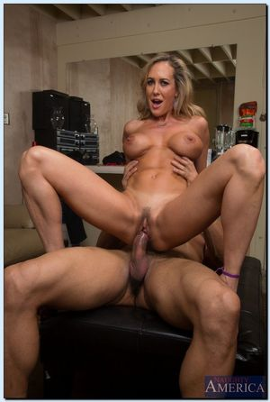 Brandi Love - Seduced By A Cougar..