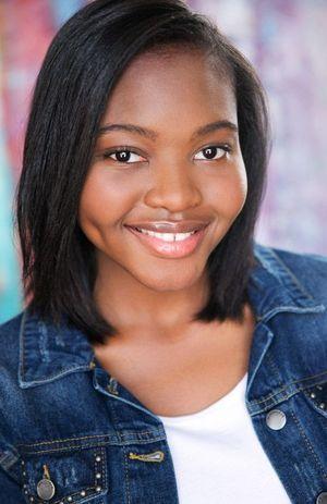 Commercial Teen Actress Headshot by..