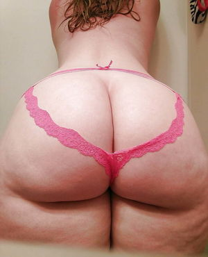 PHAT ROUND BIG BUBBLE BUTTS - Pics -..