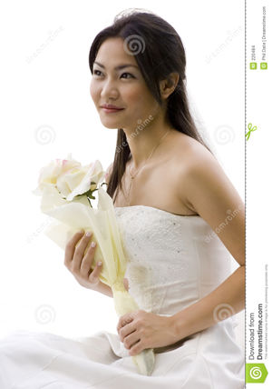 Asian Bride 3 stock photo. Image of..