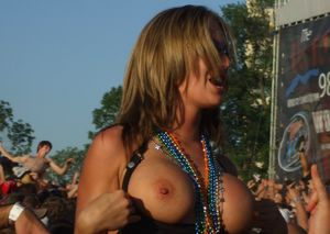 Kansas City Rock Fest Concert Flashers..