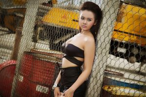Oriental asian girl girls woman women..