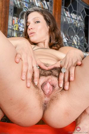 Tristessa beautiful mature hairy pussy..