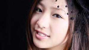 Wallpaper asian, face, smile, close..