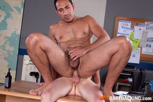 Jake Campbell and Diego Cruz from Hot..