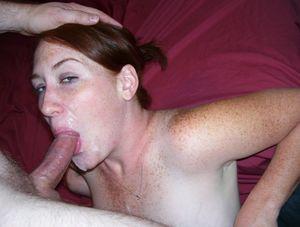 Download Sex Pics Freckled Redhead..