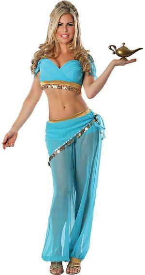 Delicious Women's Arabian Nights..