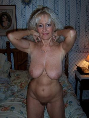 Bad mather mature nude