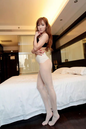 Asian White Pantyhose Feet High..