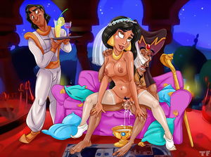Cuckold anime & cartoon - Pics -..