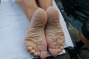 Pin de pablo aciar en Mature feet..