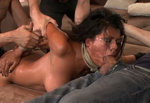 Fun With Slaves Bondage Porn Jpg