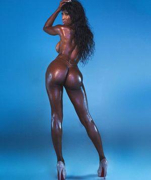 Ralen Watts nude FitNakedGirls