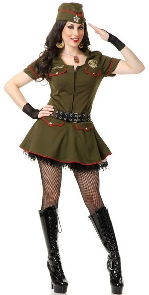 girls army costume for kids Home Sexy..