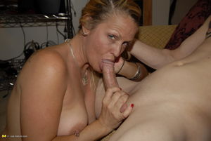 Housewives Sucking Cock