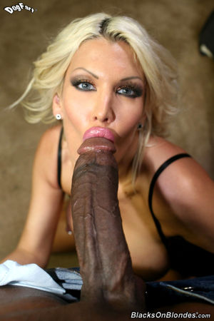 Blacks On Blondes Michelle Mclaren Hd..
