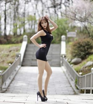 Sexy korean girl - wallhdfree