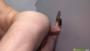 Gloryhole Raw Fuck from Chaos Men at..